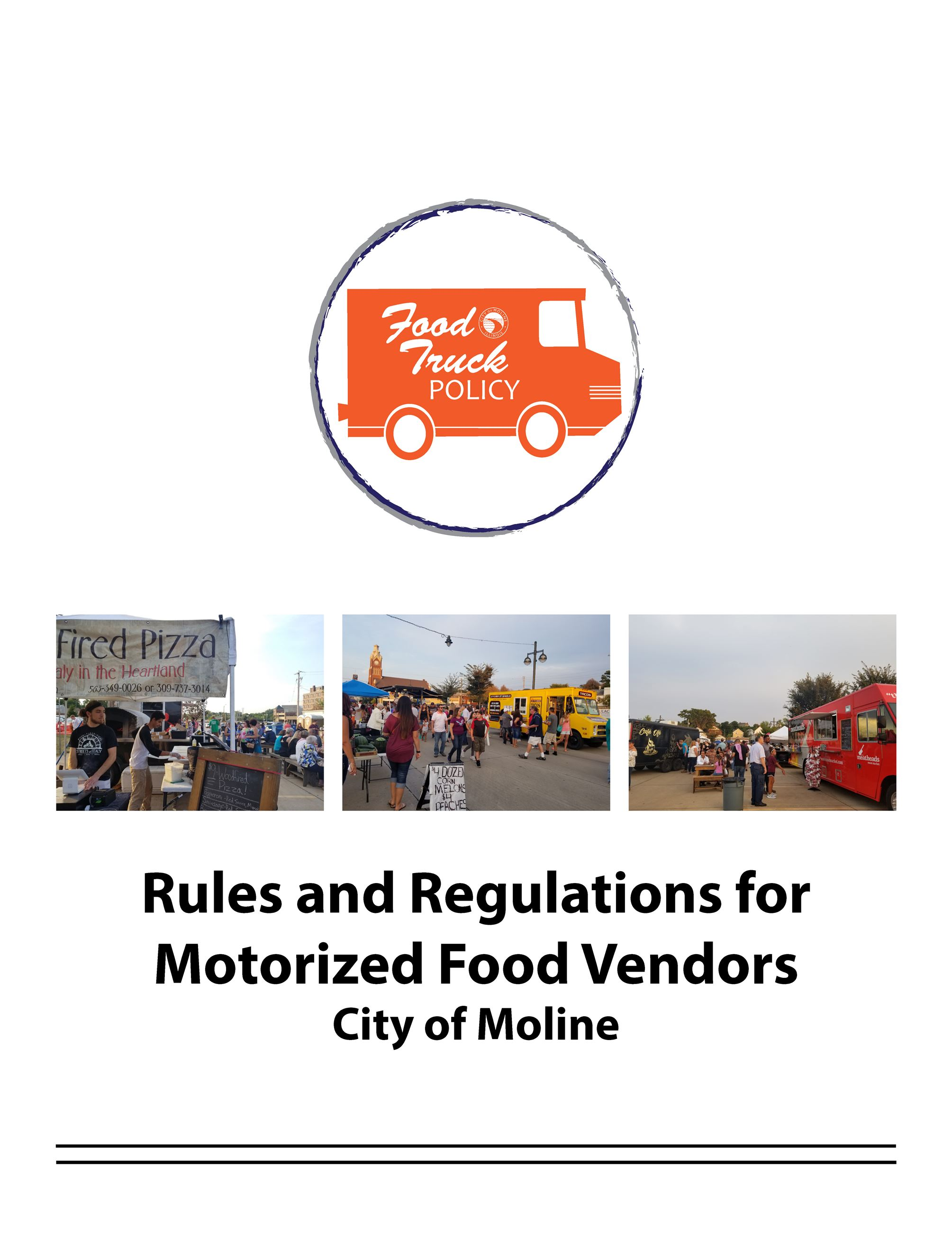 Food Truck Policy