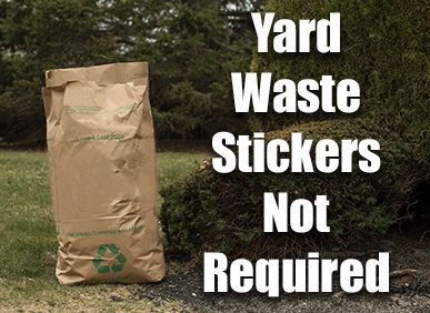 yard waste2 - Not Required