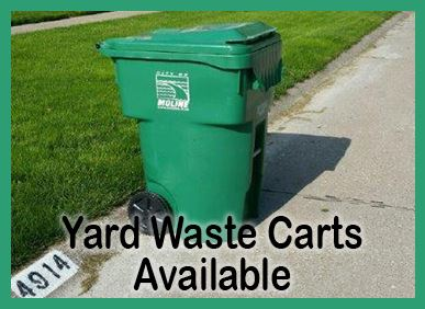 Yard Waste Cart