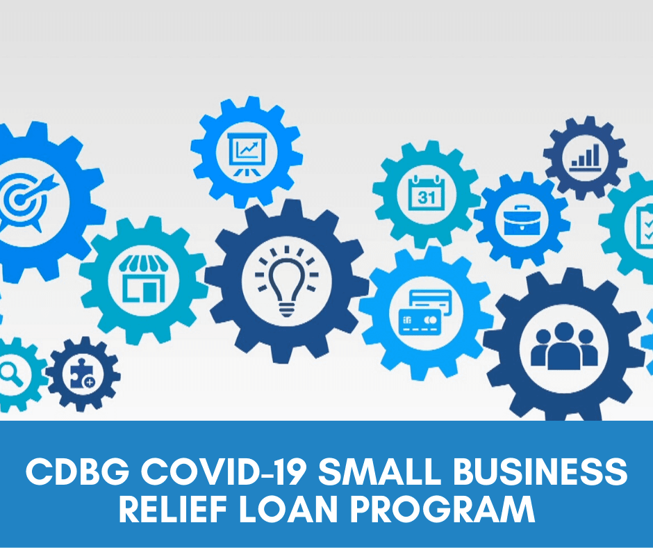 CDBG COVID-19 Small Business Relief Loan Program