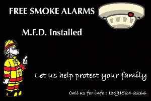 Smoke Alarm Contact Info 2 Opens in new window