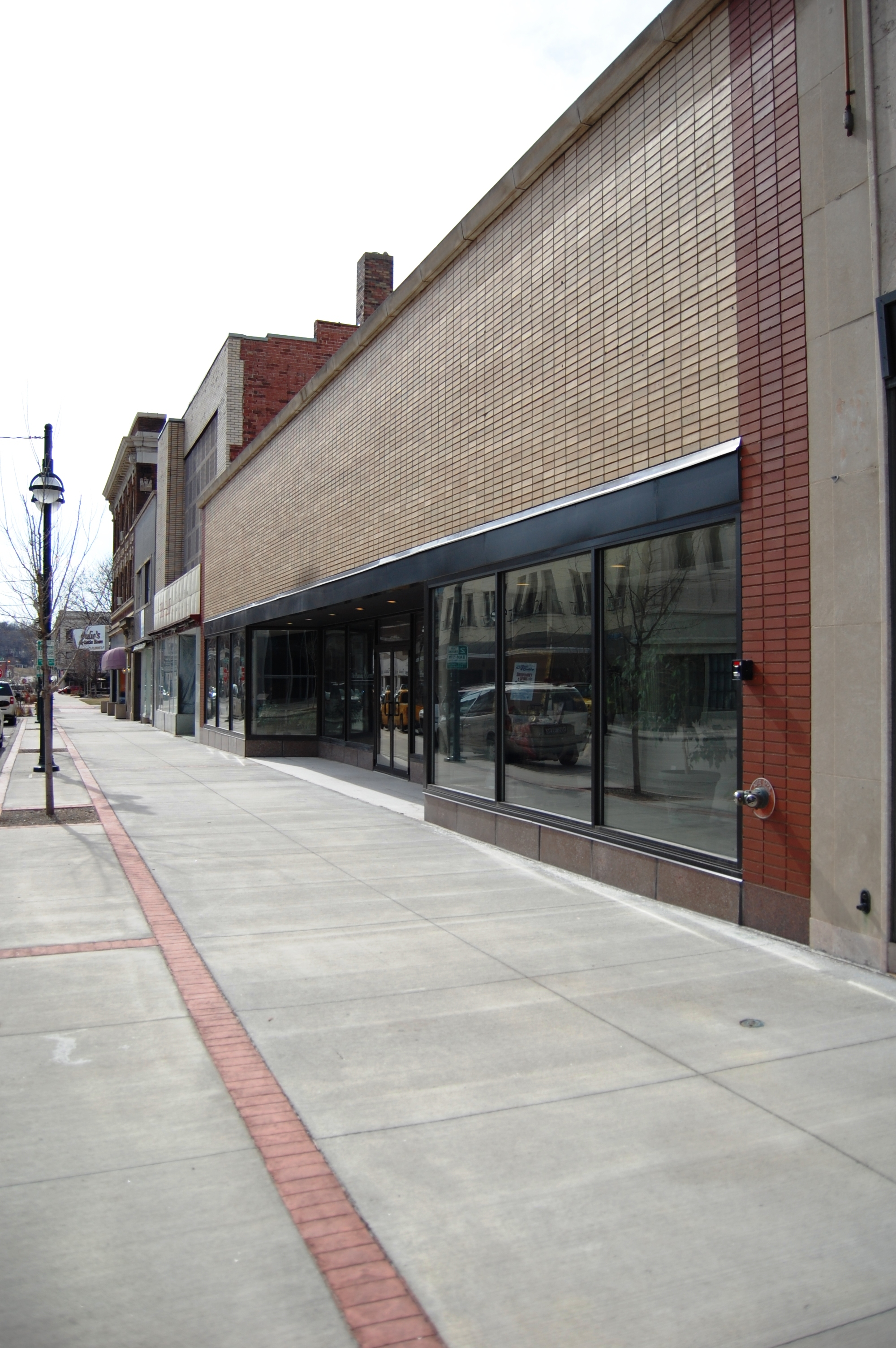 Former W.T. Grant's Department Store and Moline Communtiy Center