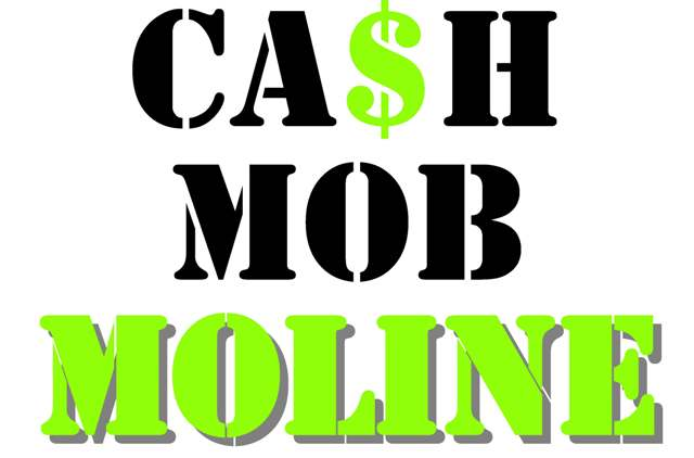 cash mob moline