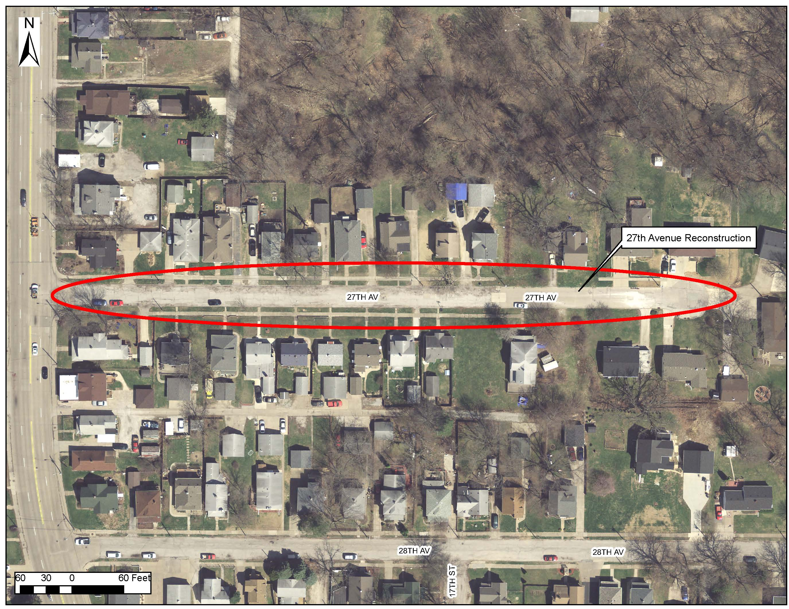 27th Avenue Reconstruction Project