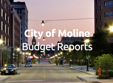 City of Moline Budget Reports