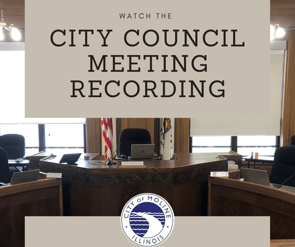 City Council Meeting Recording